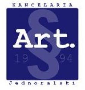 Kancelaria Radcy Prawnego ART Radca prawny Jan Jednoralski