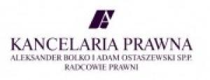 Kancelaria Prawna Aleksander Bolko i Adam Ostaszewski
